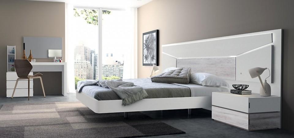 imagen del ambiente del dormitorio